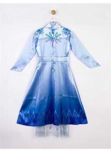 Frozen Kostüm Mavi